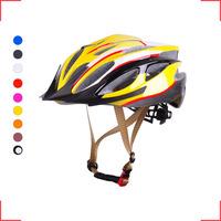 220g Light Portable 24 Vents Ajustable EPS Carbon Fiber Assorted Colors Cycling MTB&Road Helmet Shell
