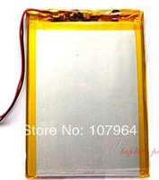 3.7V 4500mAh lithium Battery Rechargeable Polymer Li-Po F 7'' Tablet PC B5567100
