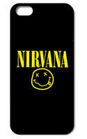 1PC Nirvana  Hard Back Cover Case for Iphone 4 4S 5 5S 5C  Free Shipping 001