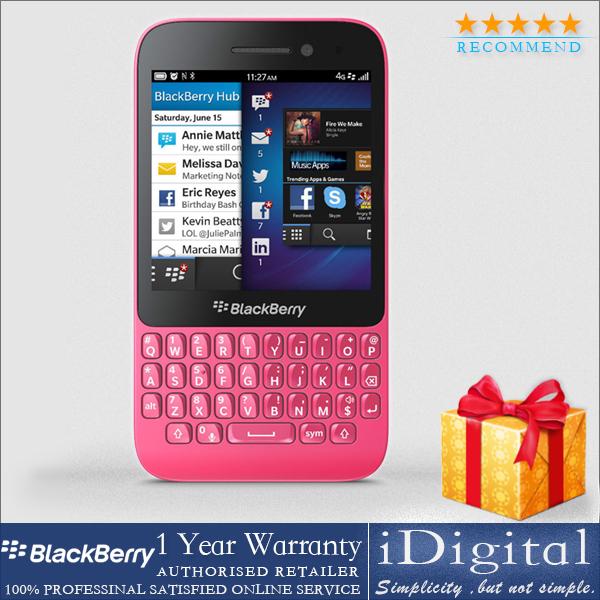 Original Blackberry Q5 Unlocked Dual-core 1228MHz 2G-RAM 8GB-ROM 5MP GPS 3G WIFI QWERTY Keyboard Mobile Phone Refurbished(China (Mainland))