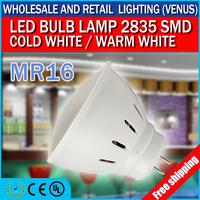 1X High Bright 4w/5w LED Spotlight Bulb MR16 GU10 E27 GU5.3 E14 White/Warm White non-dimmable 220-240V lamp Lighting Epistar