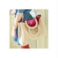 free shipping spring and summer female big bag fashion handbag fashion one shoulder casual women's cross-body bag