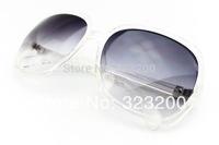 Alooooha sunglasses Ms. The new 2014 driving Large frame sunglasses Restoring ancient ways Fashion glasses B - 08
