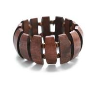 2014 New Fashion national trend popular vintage cherry wood bracelet wooden Bangles