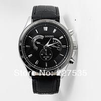 Free shipping fashion leisure sports three clock decoration man watches quartz watch