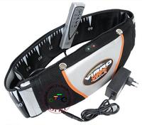 Retail 1pcs Vibro shape vibration heated multifunctional massager belt slimming belt
