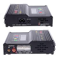 Battery Charger Imax B6AC + B6AC+ LiPo/Li-Ion/LiFe/NiMH/Nicad/PB RC Balance Charger New