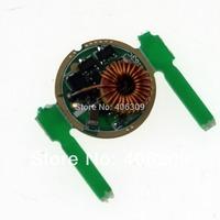 Free Shipping 2pcs Led Driver Board 16MM 8.4V 5-Mode 3A LED circuit board For 2xCree XM-L Led Flashlight