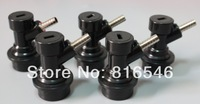 """Free shipping 5pcs  Homebrew Keg Ball Lock coupler  (black) Disconnects -liquid out with 1/4""""Barb"""