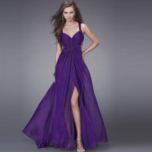 Dark Purple Prom Dresses 2014 Images & Pictures - Moyuk