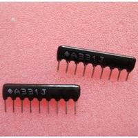 10pcs,Resistor Network A05-102 1K     ohm 5-pin Bus,resistor pack,2%,A102J ,Pitch 2.54mm