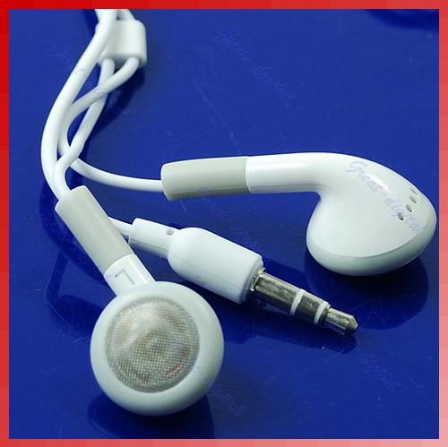 "M112""Earphone Headset For MP3 MP4 iPhone 4G 3GS 3G i Pod Touch Nano Headphone Earbud(China (Mainland))"