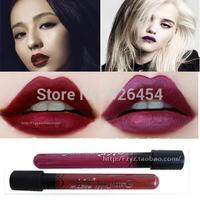 36New Arrival Waterproof Elegant Dark Vampire Color Lipstick matte smooth lip stick lipgloss Long Lasting Party Queen Lip Makeup