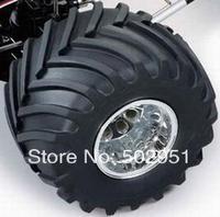 Tamiya 1:8 bigfoot tire+wheel hub