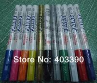 Free shipping Paint marker pen Fine head 0.8mm-1.2mm Album pen Plating Oil marker Pen