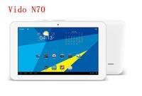 "7"" Vido/Yuandao N70S Dual Core Android 4.2 Multi-Language Mini Tablet pc 1.2GHz Webcam 512MB RAM 8GB ROM WIFI OTG Free Shipping"