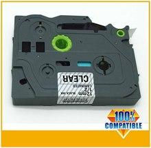 TZ131 TZ-131 TZe131 12mmx8m YOKO Brand compatible brother P touch tz tape label cartridge