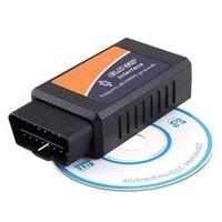 2014 ELM327 Bluetooth V2.1 Interface Works On Android Torque Elm 327 Bluetooth OBD2/OBD II Car Diagnostic Scanner A3006014