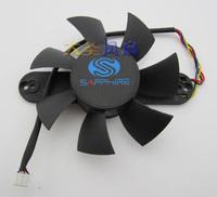 Original for SAPPHIRE 9225fh12b-mf1 cc9225b12hh graphics card fan