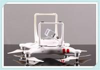 hot-sales 2pcs/lot(one bag 2pcs) DJI Phantom 2 higher wider version landing gear+free shipping