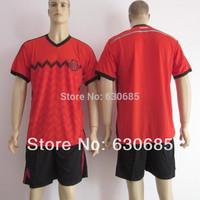 New arrival 14/15 mexico away thai quality soccer jersey+ shorts kits,peralta dos santos chicharito mexico soccer uniforms