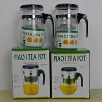 Elegant cup delicate cup glass tea set teapot tea cup 500ml drum