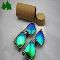 2014 trend sunglasses skateboard wood sunglasses polarized sunglasses wood glasses bamboo full frame sunglasses