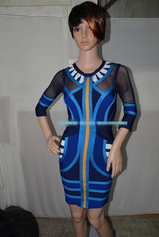 Коктейльное платье Brand New 3/4 /vestido festa J008 коктейльное платье brand new 3 4 vestido festa j008
