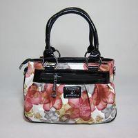 2014 flower sweet candy color fashion handbag cross-body bag small