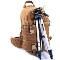 High quality tactical DSLR camera backpack war photograph versipack MOLLE messenger war correspondent backpack military backpack
