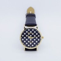 Promotion ! New Fashion Brand watches Leather GENEVA Watch Women Dress Rhinestones  Wach Quartz Watches Dropshipping V 102L