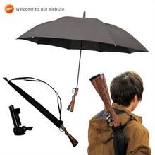 gun umbrella promotion