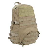 High quality Tactical backpack MOLLE military assault backpack hiking trek travel backpack 1000*1000D nylon+UTX buckle