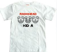 2014 New Radiohead rock t-shirt britpop fashion thom yorke screen printing radio head