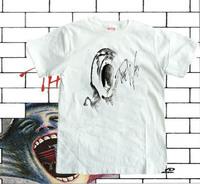 2014 New Pink floyd rock t-shirt screen printing tee the wall