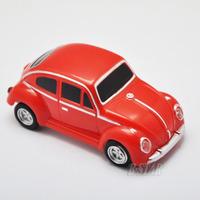 New Style Metal Red Car USB Flash drive Wholesale Hot sale Genuine 2-32GB Usb 2.0 Memory Flash Stick Pen Drive LU452