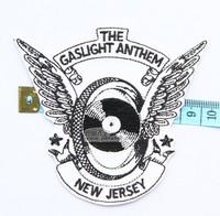20140423 The epjs3127 gaslight anthem fabric armbandand armatured 9.7 8.9cm x