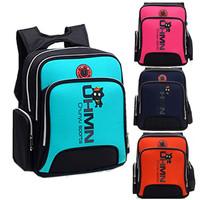 Hot new 2014 waterproof Nylon Cartoon (9colors) good quality children school bags & kids backpack