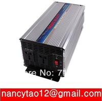 New 3000W Watts Peak 6000W (real 3000w) Power Inverter 12V/24V DC to 220V AC