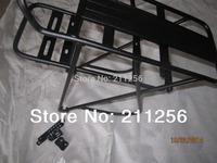 """ebike Rear Rack/Shelf  for 24"""" 26"""" 28"""" ebike  for Suspension mountain bike Battery 36V/48V(Double Deck/layer)"""