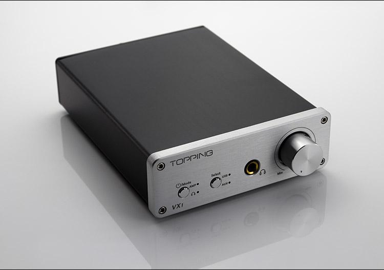 Vx1 digital amplifier 24bit 96k built-in usb decoder independent amp free shipping(China (Mainland))