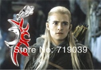 20pcs/lot Wholesale Hot The Hobbit necklace Legolas Vilya necklace high quality Men jewelry 2014,original factory supply
