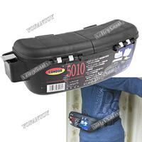 Brand New Portable Multifunction Fishing Case Fish Lure Hook Bait Tackle Waist Box Case with Nylon Belt