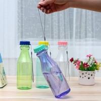 BF050  Multi-functional portable leakproof soda bottle  transparent bottle soda bottle 650 ml  free shipping