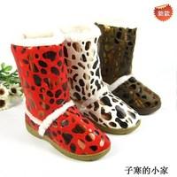 Women's warm boots shoes home women's warm shoes snow boots multi-color