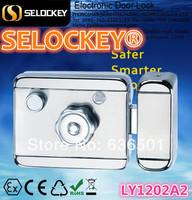 304 Stainless Steel Electric Gate Lock Single Bolt Lock