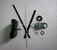 Wholesale FREE SHIPPING 10PCS/lot Quartz Clock Movement Kit Spindle Mechanism shaft 20mm Mute scanning mechanism  BJ005-1