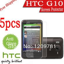 matte anti-glare film forHTC G10 Desire HD.5pcs original phoneHTC G10 screen protector.HTCLCD protective film for g10 g11 g18