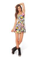 Women Summer Dress New 2014 Novelty Fashion Dresses Free Shipping MY-15