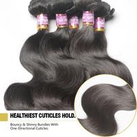 Rosa Hair Products 1Pc Lots Malaysian Virgin Human Hair Weaves Wavy Shipping Free DHL UPS